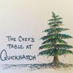 The Chef's Table at Quickhatch